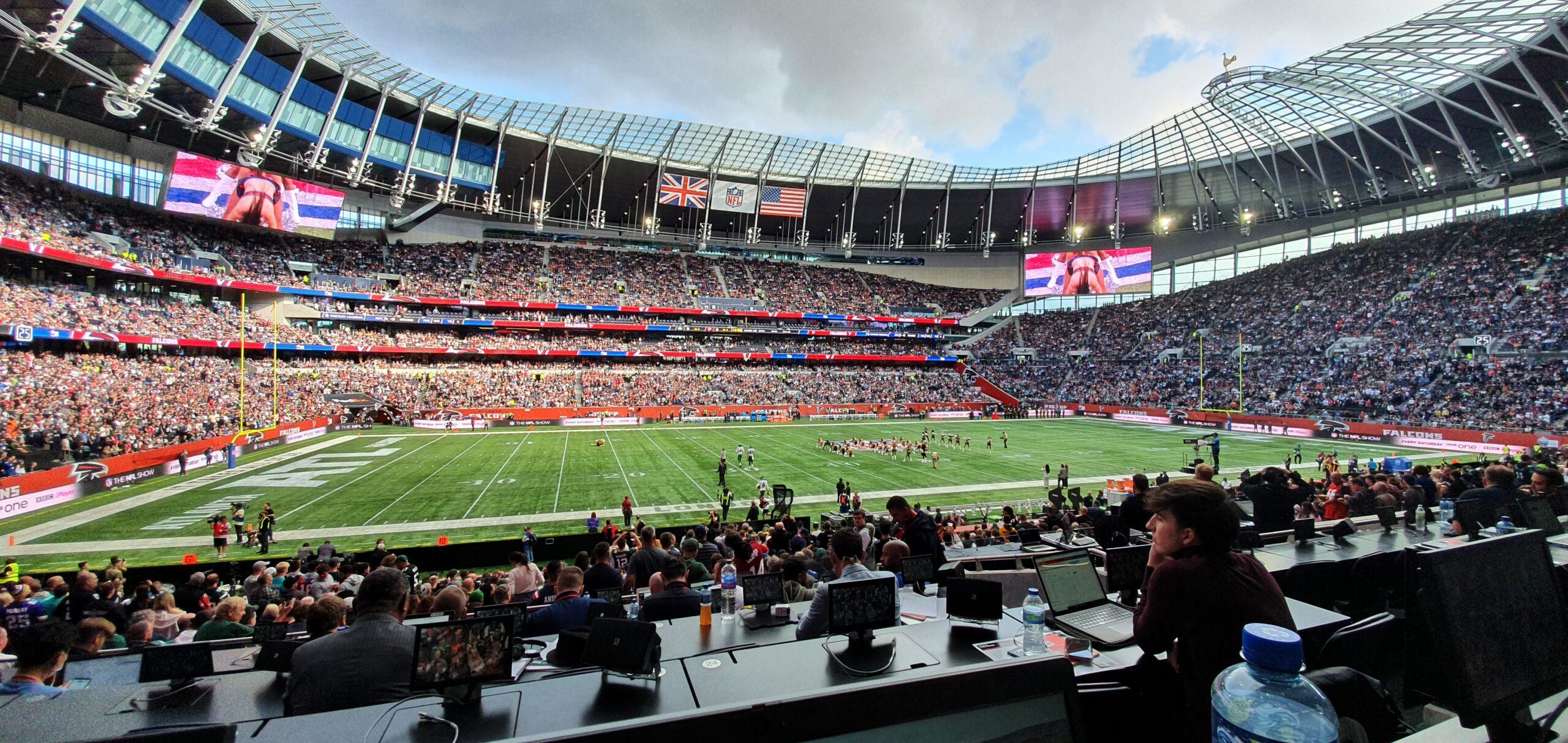 Jets v Falcons